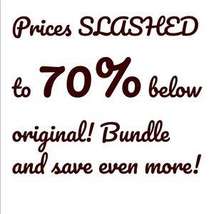 Other - Huge savings!